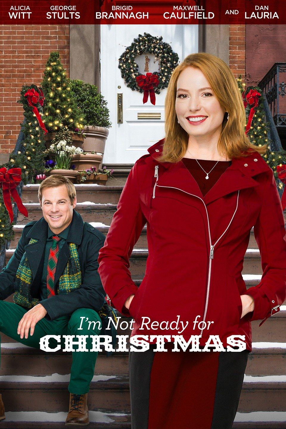 I'm Not Ready For Christmas (2015)