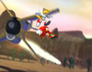 Sonic Heroes Team Sonic Opening Cutscene Hollywoodedge, Swish 12 Single PE117101 (1)