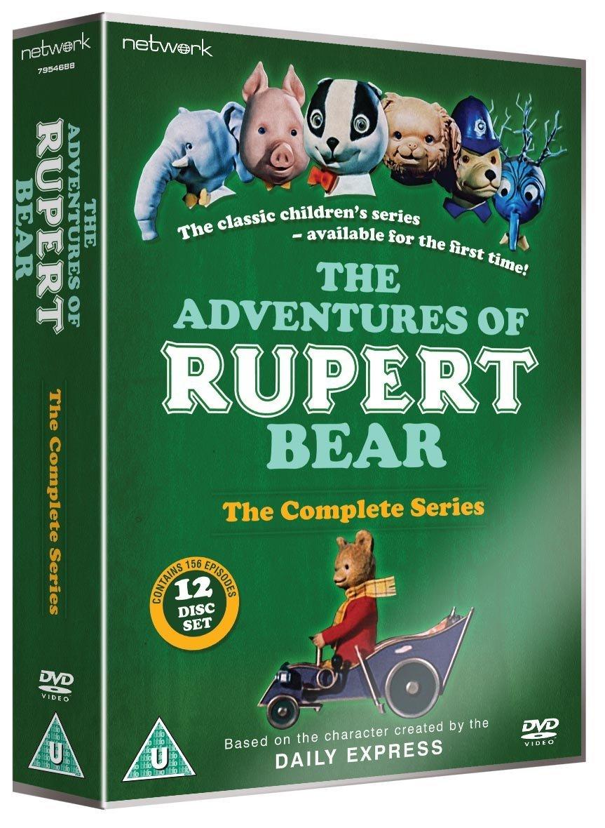 The Adventures of Rupert Bear