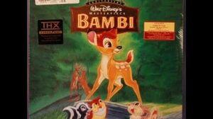 Bambi (1942) - Theatrical Reissue Trailer 1988