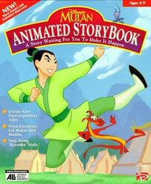 Disney's Animated Storybook: Mulan (1998) (Video Game)
