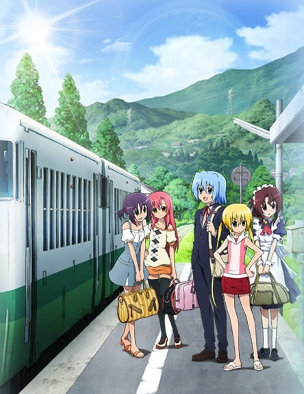 Hayate the Combat Butler! Heaven Is a Place on Earth (2011)