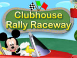 Mickey Mouse Clubhouse: Clubhouse Rally Raceway (Online Games)
