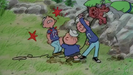 Race for Your Life, Charlie Brown! - Sound Ideas, ANIMAL, CAT - TOM CATS, FIGHTING, HISSING, GROWLING (1)