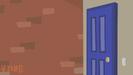 Amphibia - After Season 1 (Part 1) Hollywoodedge, Wood Door OCKnob PE180101 (close sound)