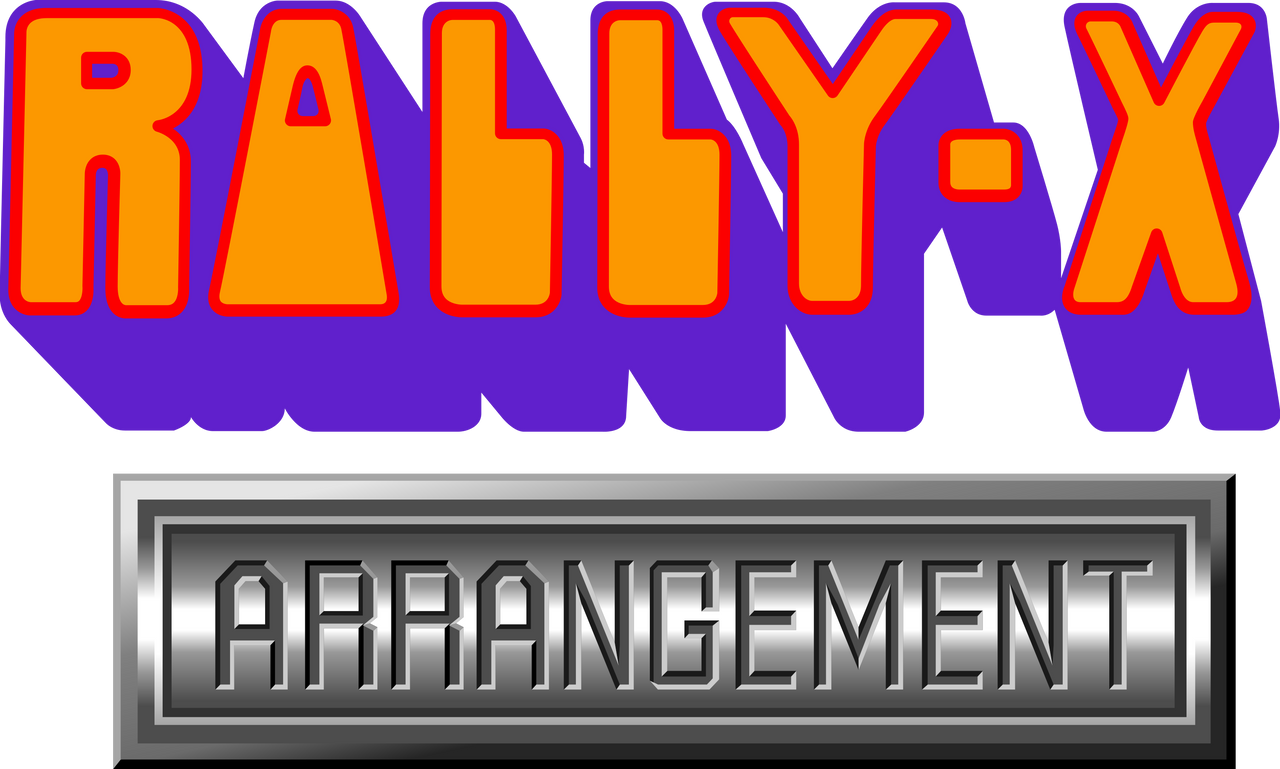 Rally-X Arrangement