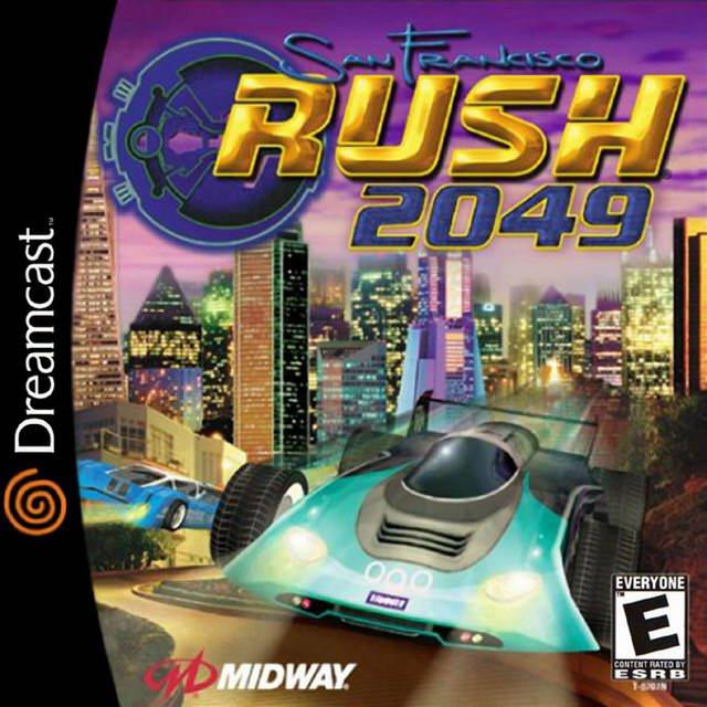 San Francisco Rush 2049 (2000)
