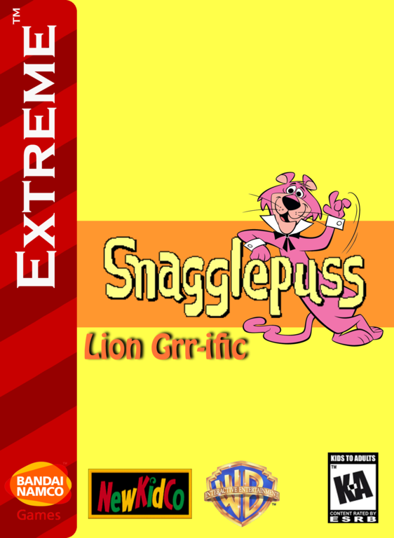 Snagglepuss: Lion Grr-ific