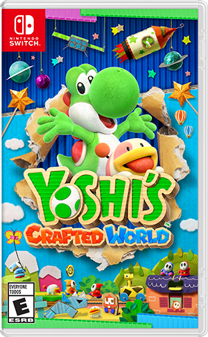 Yoshi's Crafted World - Boxart.png