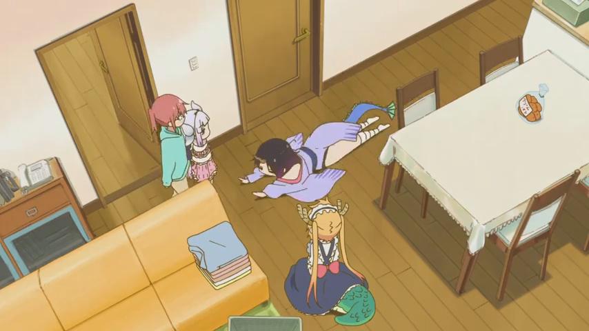 Anime Comical Fall Sound