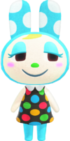 Animal Crossing New Horizons - Francine Character Portrait.png