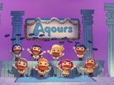 Love Live! Sunshine!! April Fools Puppet Show