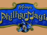 Mickey's PhilharMagic (Theme Parks)