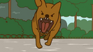 Pusheen's valentine rottweiler growl (5)