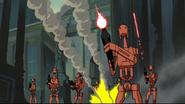 Star Wars Clone Wars Chapter 20 SKYWALKER, EXPLOSION - BIG, SHORT, DRY BLAST