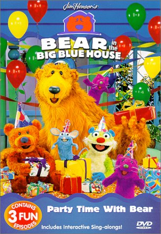 Bear in the Big Blue House: Party Time with Bear (1999)