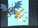 Digimon Adventure 01 Ep 27 The Gateway To Home Hollywoodedge, Cats Two Angry YowlsD PE022601 or Hollywoodedge, Cats Fighting Loud Sc PE917007