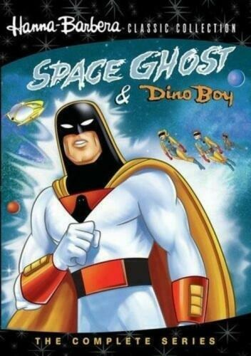 Space Ghost & Dino Boy