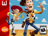 Toy Story 2: Woody and Jessie Ride Like The Wind