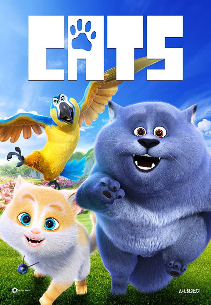 Cats (2018)