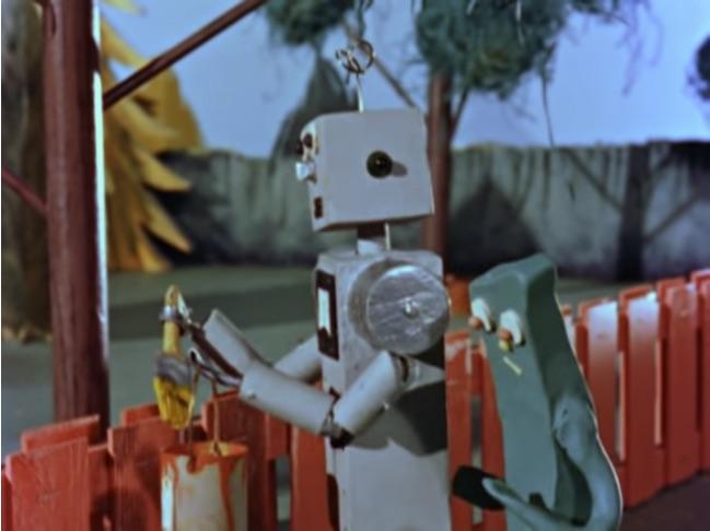 Clokey Robot FX 3