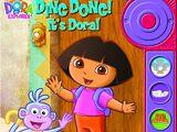 Dora the Explorer: Ding Dong! It's Dora! (Sound Book)