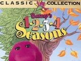 Barney's 1-2-3-4 Seasons (1996) (Videos)
