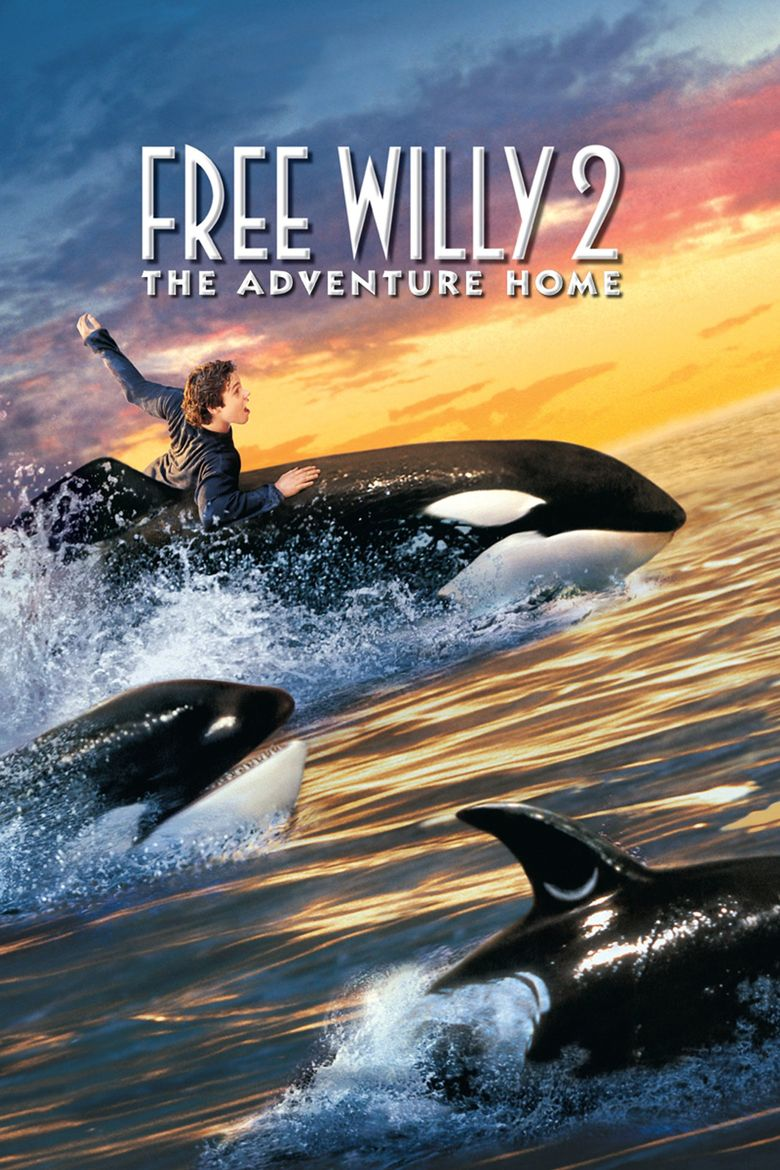 Free Willy 2: The Adventure Home (1995)