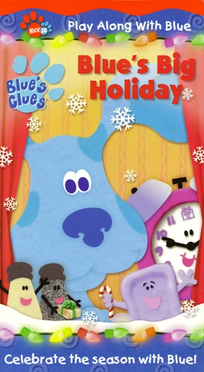 Blue's Clues: Blue's Big Holiday (2001) (Videos)