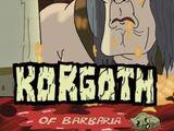 Korgoth of Barbaria (Pilot)