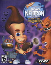 The Adventures of Jimmy Neutron Boy Genius - Attack of the Twonkies Coverart.png