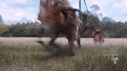 47 Ronin Hollywoodedge, Bull Roar Medium Pers PE022301