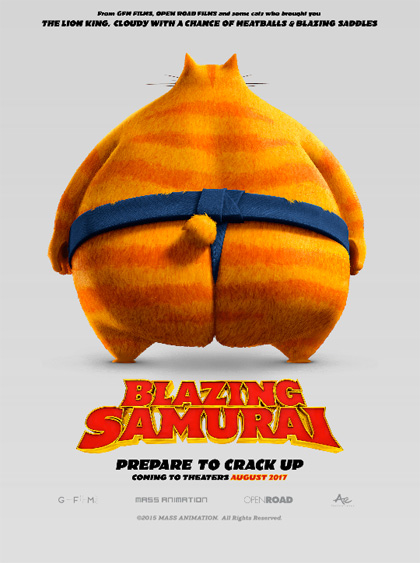 Blazing Samurai (2021)