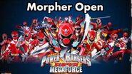 Power Rangers Super Megaforce Sound Effects