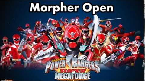 Power Rangers Super Megaforce Sound Effects