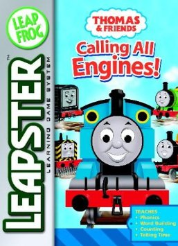 Thomas and Friends Calling All Engines! (Leapster)