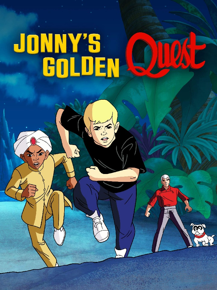 Jonny's Golden Quest (1993)