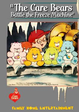 The Care Bears Battle the Freeze Machine (1984)