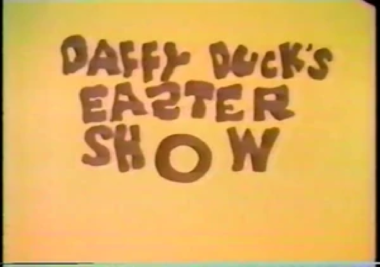 Daffy Duck's Easter Show (1980)