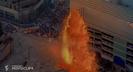 Volcano (1997) SKYWALKER, EXPLOSION - TANK FIRE