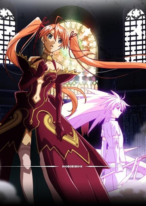 Mahō Sensei Negima! Anime Final (2011)