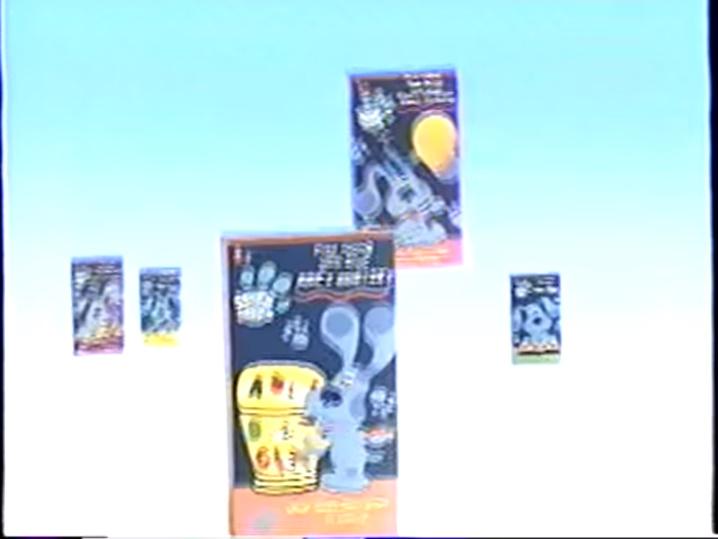 Blue's Clues Videos Promos