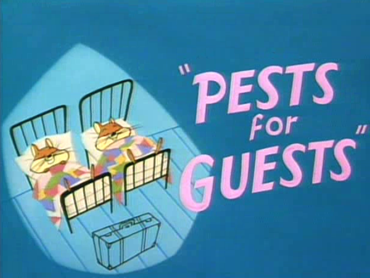 Pests for Guests