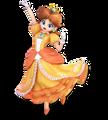 Super Smash Bros Ultimate - Princess Daisy Character Portrait