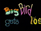 03 Big Bird Gets Lost Series of Comical Cartoon Sounds (flexitone only)