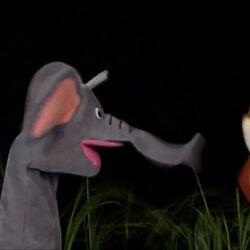 Sound Ideas, ANIMAL, ELEPHANT - ELEPHANT TRUMPET, CARTOON
