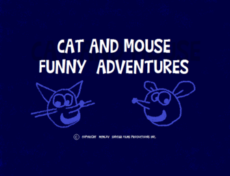 Cat And Mouse Funny Adventures Logo.png