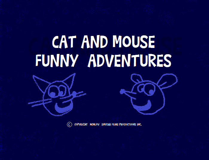 Cat And Mouse Funny Adventures