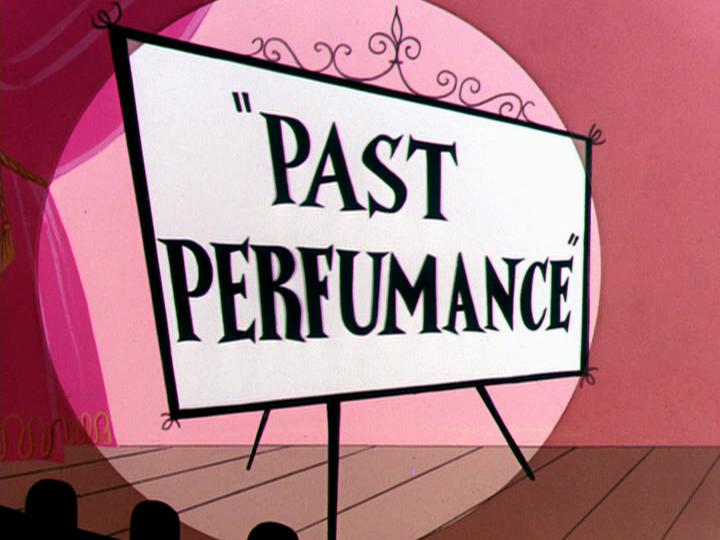 Past Perfumance (1955 Short)