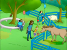 Curious George vs. the Turbo Python 3000 Sound Ideas, HORSE - EXTERIOR, WHINNY, ANIMAL 06